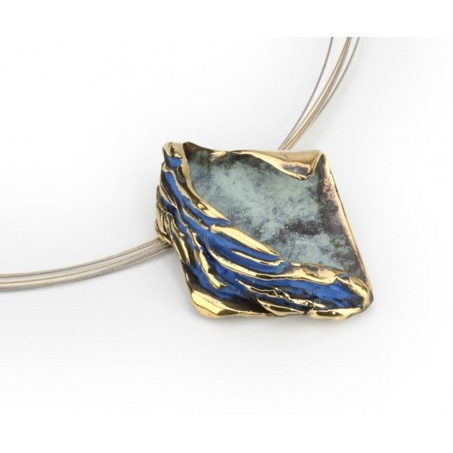 Pendant in bronze from...