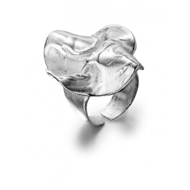 Silver ring from Barcelona...