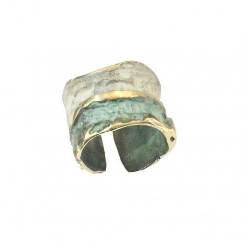 Bronze ring from Erosions...