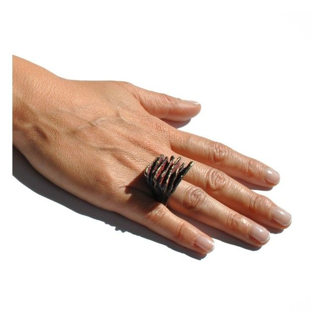 Ring in bronze from...